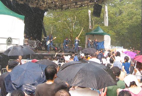 Tokyo Ska Paradise Orchestra At Central Park Summerstage