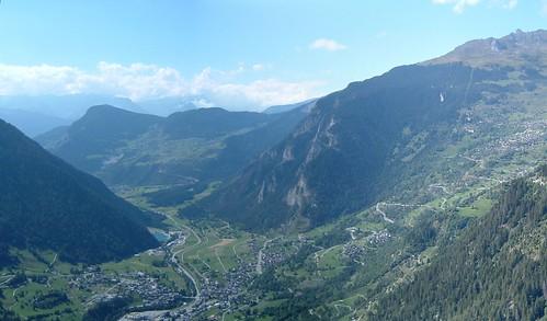Panorama- Verbier
