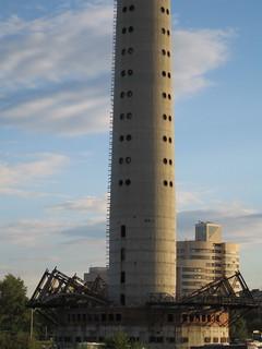TV Tower Base | by Aldric van Gaver