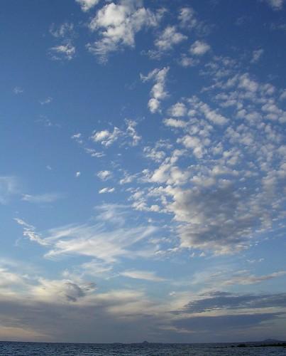 Le ciel a Iona