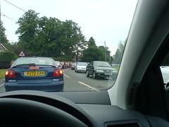 Longwater Lane Gridlock 1