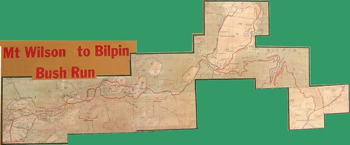 Mt Wilson to Bilpin
