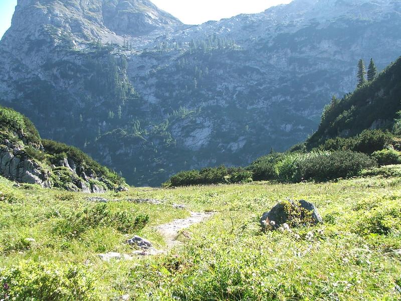 Alpenlandschaft Nr. 1