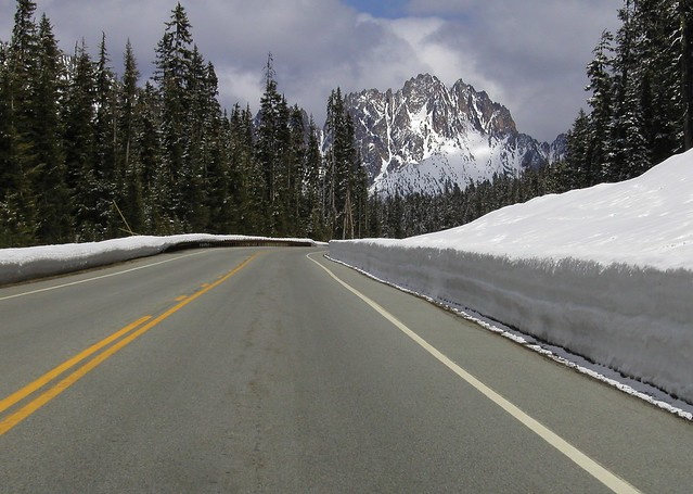 North Cascades Highway / Grande Coulee Dam Road Trip 05