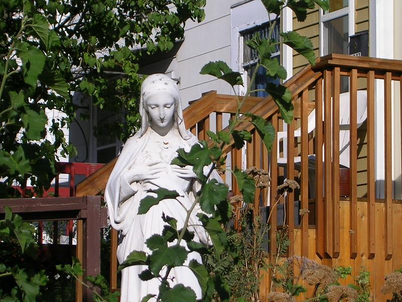 Virgin Mary, Full of Grace