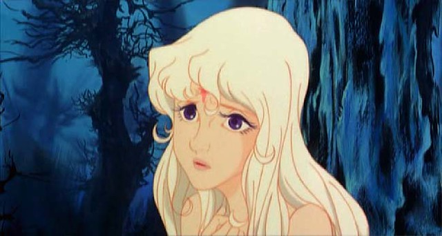 last unicorn, the - lady amalthea look | LostUnicornIcons | Flickr
