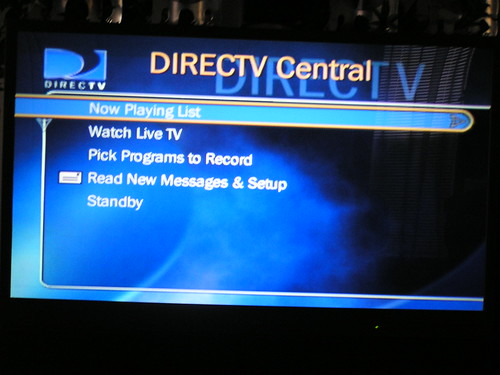 DirecTivo Menu | by kevinandbrea
