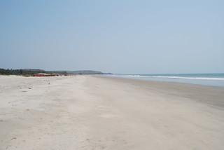 Deserted Mandrem beach, Goa, India | by Paul Mannix