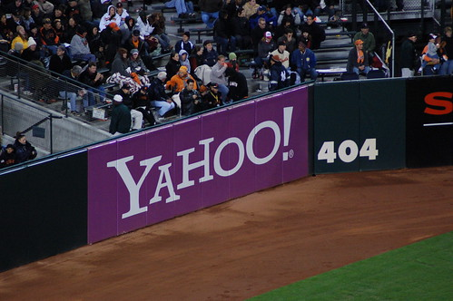 unfortunate placement of yahoo ad   by jkenning