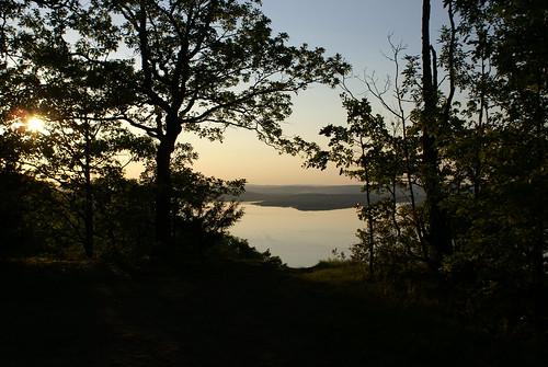 vacation mountain lake view heber horizon springs arkansas millerspoint lakescape supershot greersferry diamondbluff