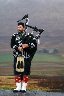 Scottish Piper | by SteveWagner