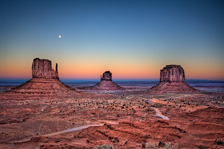 Monument Valley | by beforethecoffee