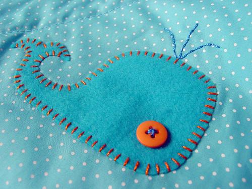Baleia Azul 4 | by Carol Grilo • FofysFactory®