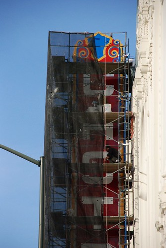 Castro Theatre Repainting | by GayCities Photos