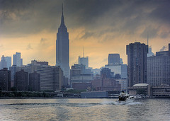 Empire State Building | by midwinterphoto