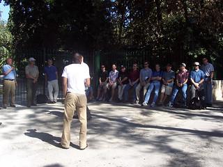 SAASS #27 Landing in Sicily Tour 2008