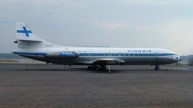 Sud SE-210 Caravelle