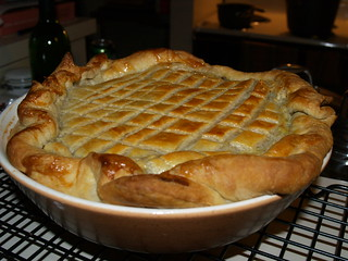 Jamie Oliver's Steak, Guinness, & Cheese Pie   I made this ...
