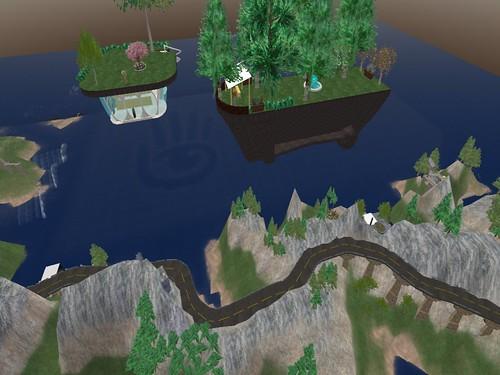 Davenport 5 - The Floating Gardens
