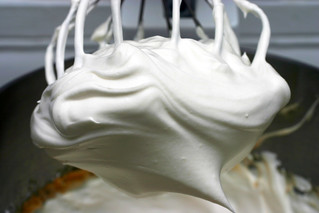 marshmallow frosting | by smitten kitchen