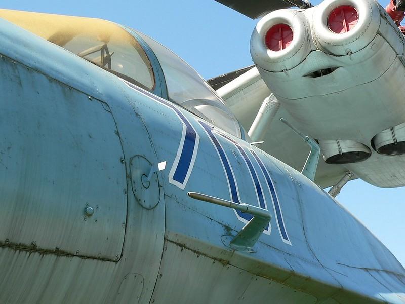 Sukhoi Su-35 Flanker 3