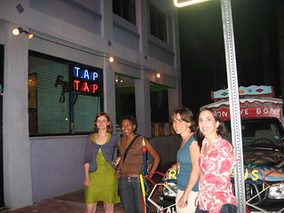 At Tap Tap | by Tanya R.