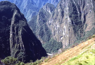 Urubamba River Valley, Peru