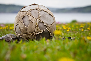 Old School Football [Explore] | by Oddgeir Hvidsten
