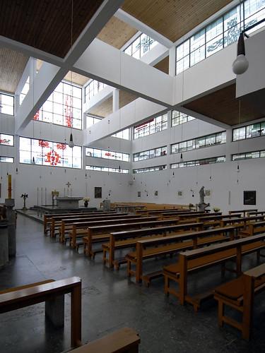 St. Bonifatius, Aachen | by www.moritzbernoully.com