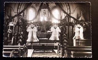 Baptême des cloches