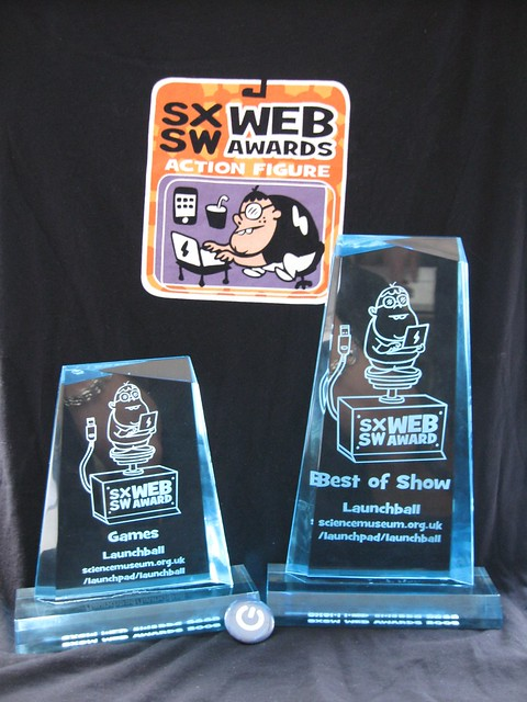 Our SXSW awards!
