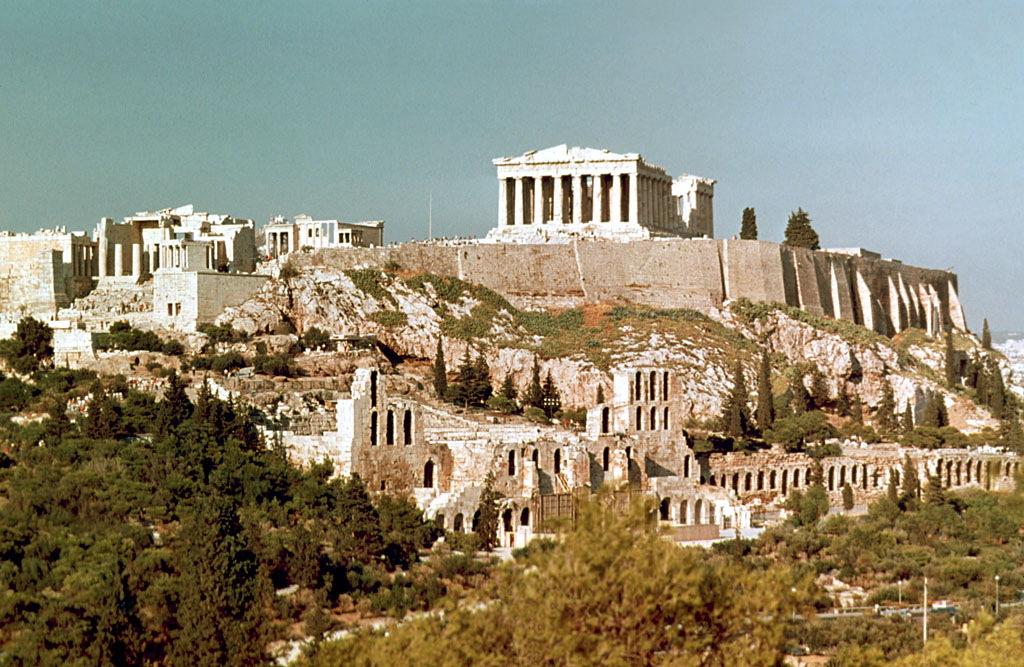 Acropolis Scene Athens | Athens Greece, photos taken in 1978… | Flickr