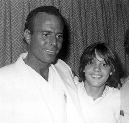 Image result for luis miguel and julio iglesias