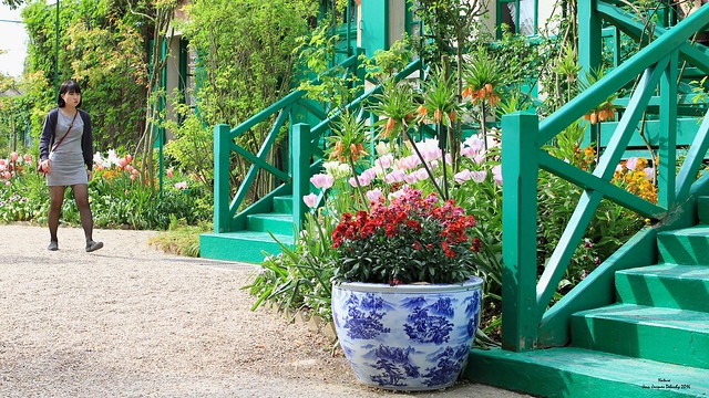 Giverny, chez Claude Monet  (6)