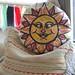 Sun & Maize Pillows by vuduchick514