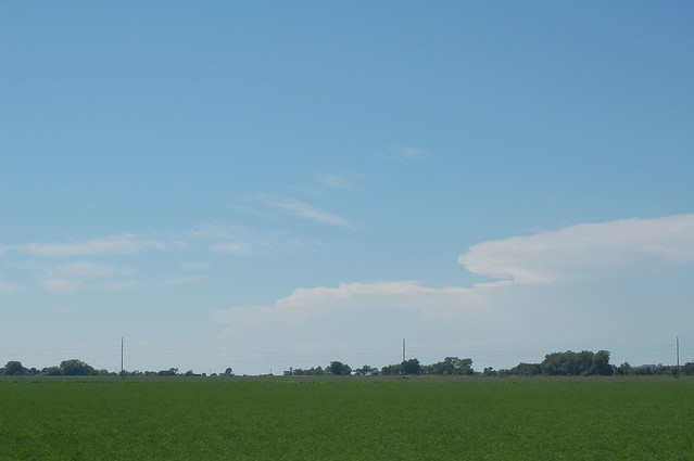 August 25, 2006 - Late Afternoon Thunderstorm - Kearney Nebraska