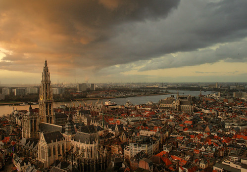Antwerp - Cathedral (tonemapped) | by Adams K.