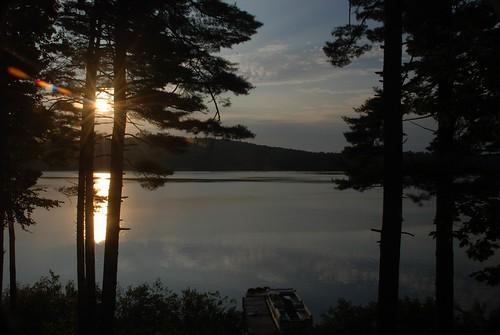 sunrise maine trickypond