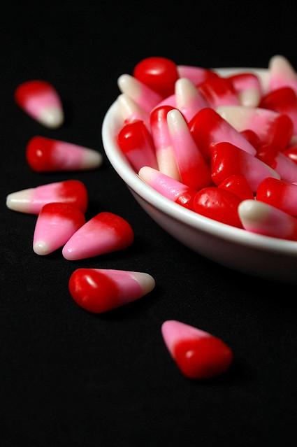 sweetheart candy corn