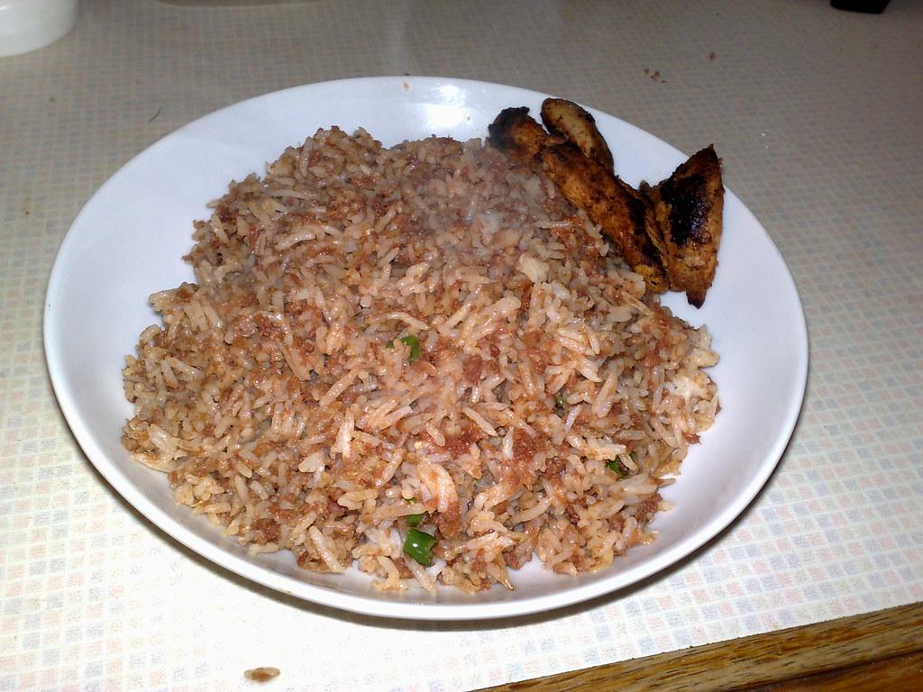 Nasi Goreng Kornet Corned Beef Idlan Zakaria Flickr
