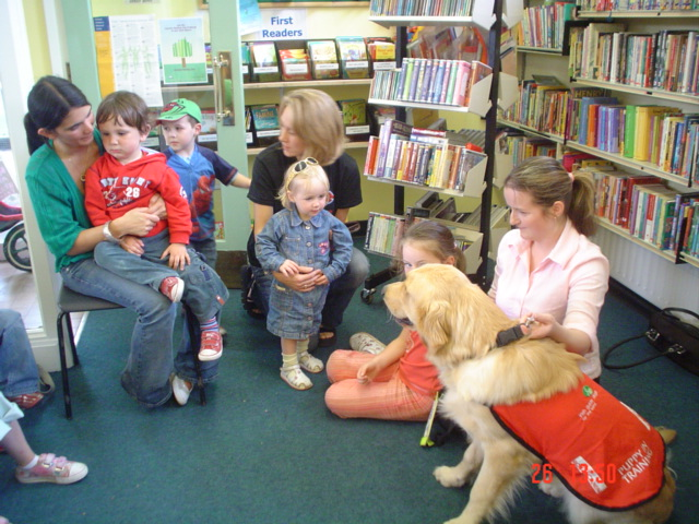 'How Animals Help People', Terenure Library