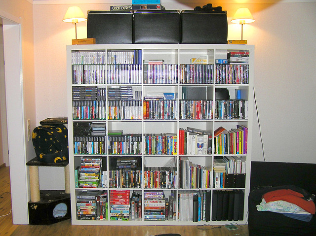 My big bookcase