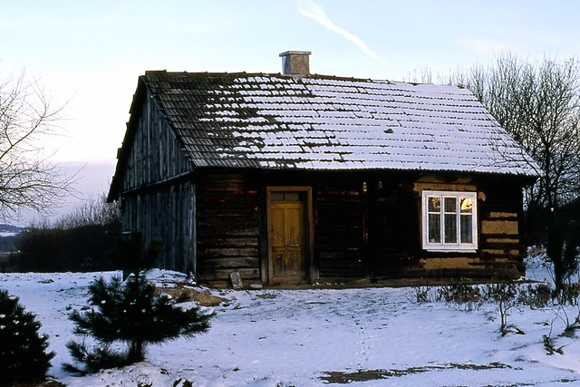 Stary domek / Old cottage