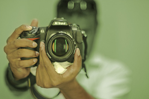 Buying a Nikon doesn't make you a photographer.  It makes you a Nikon owner. | by sharaff