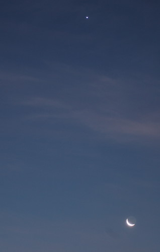 moon venus apogee