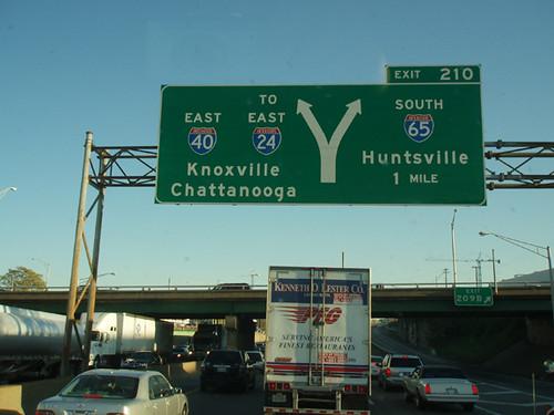 Traffic jam in Nashville | Hmm    where should I go? | Flickr