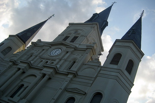New Orleans - French Quarter - St. Louis Cathedral | by wallyg