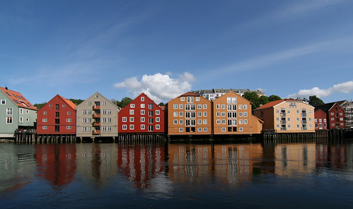 Trondheim | by CarloAlessioCozzolino