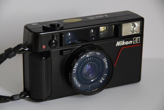 My Nikon L35AF