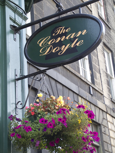 Conan Doyle Pub - Edinburgh 2006